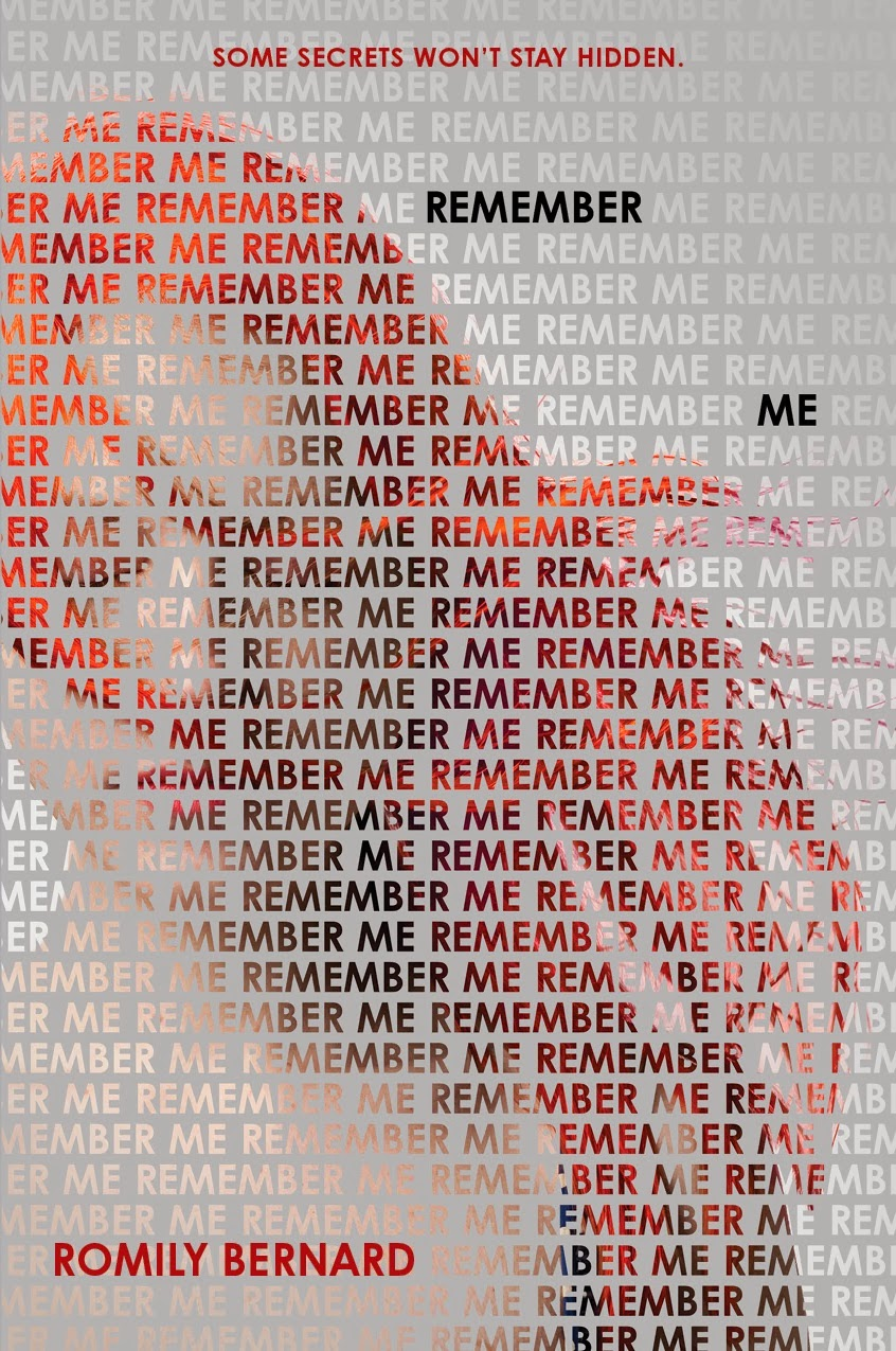 Remember Me (Find Me #2)