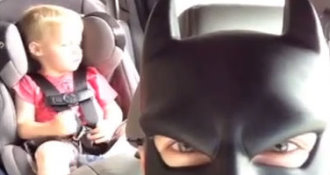 BatDad: The Dad You Need, Not The Dad You Want
