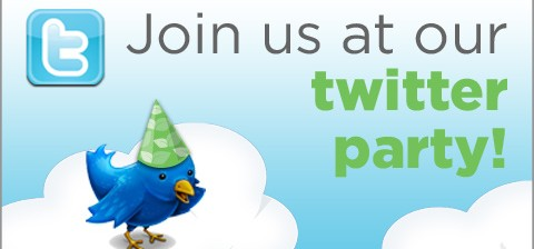 FIND ME Twitter Party | 1 hour away
