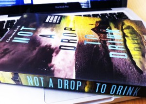 INTERVIEW: Mindy McGinnis | NOT A DROP TO DRINK