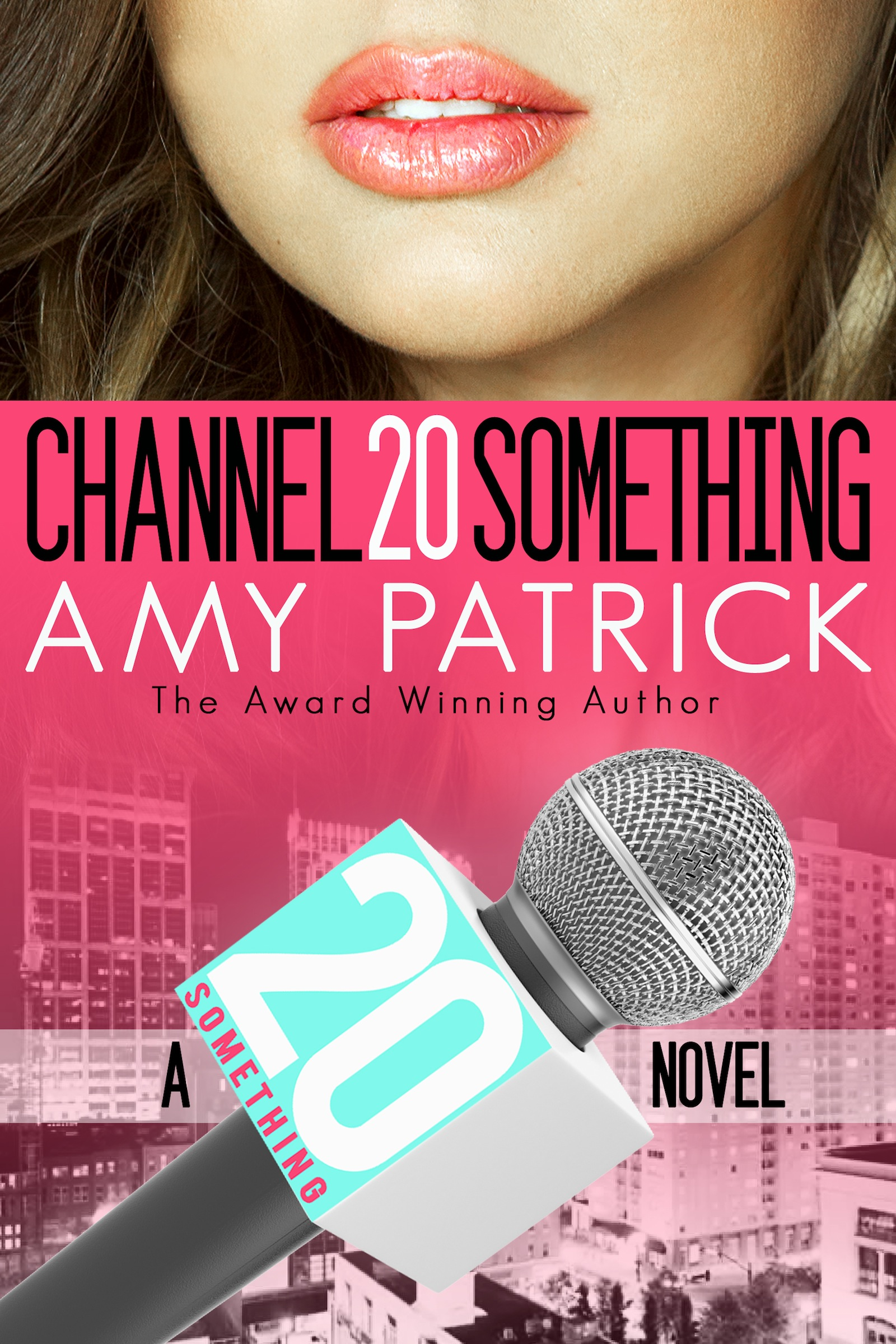 Channel 20 Something Cover Reveal!