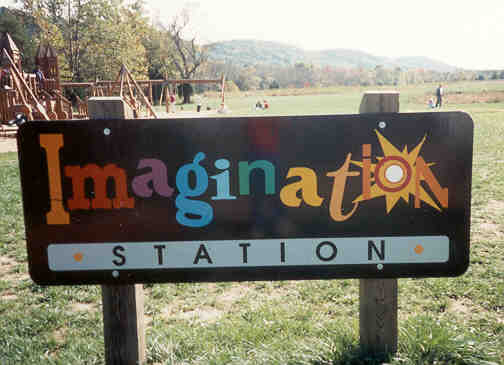 It's Called Imagination, People