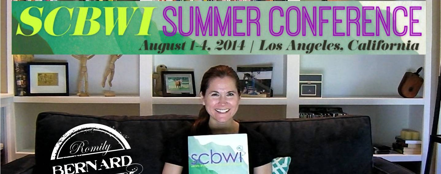 SCBWI Summer Conference 2014: Recap