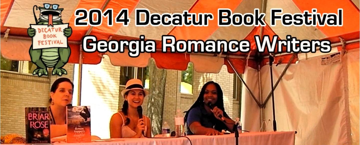 2014 Decatur Book Festival: GRW Panel